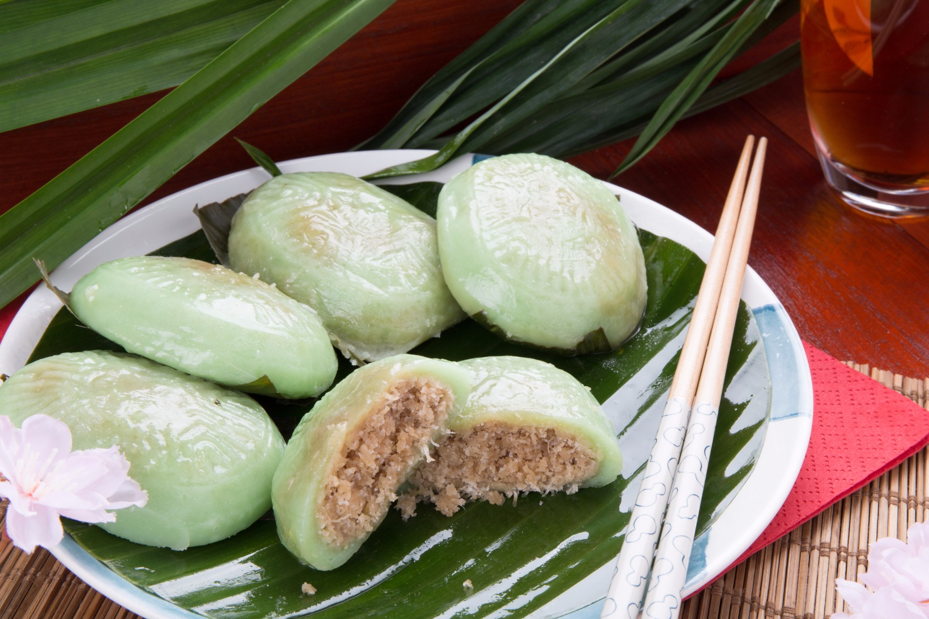 Coconut Gu Kueh (Sold in 10s')