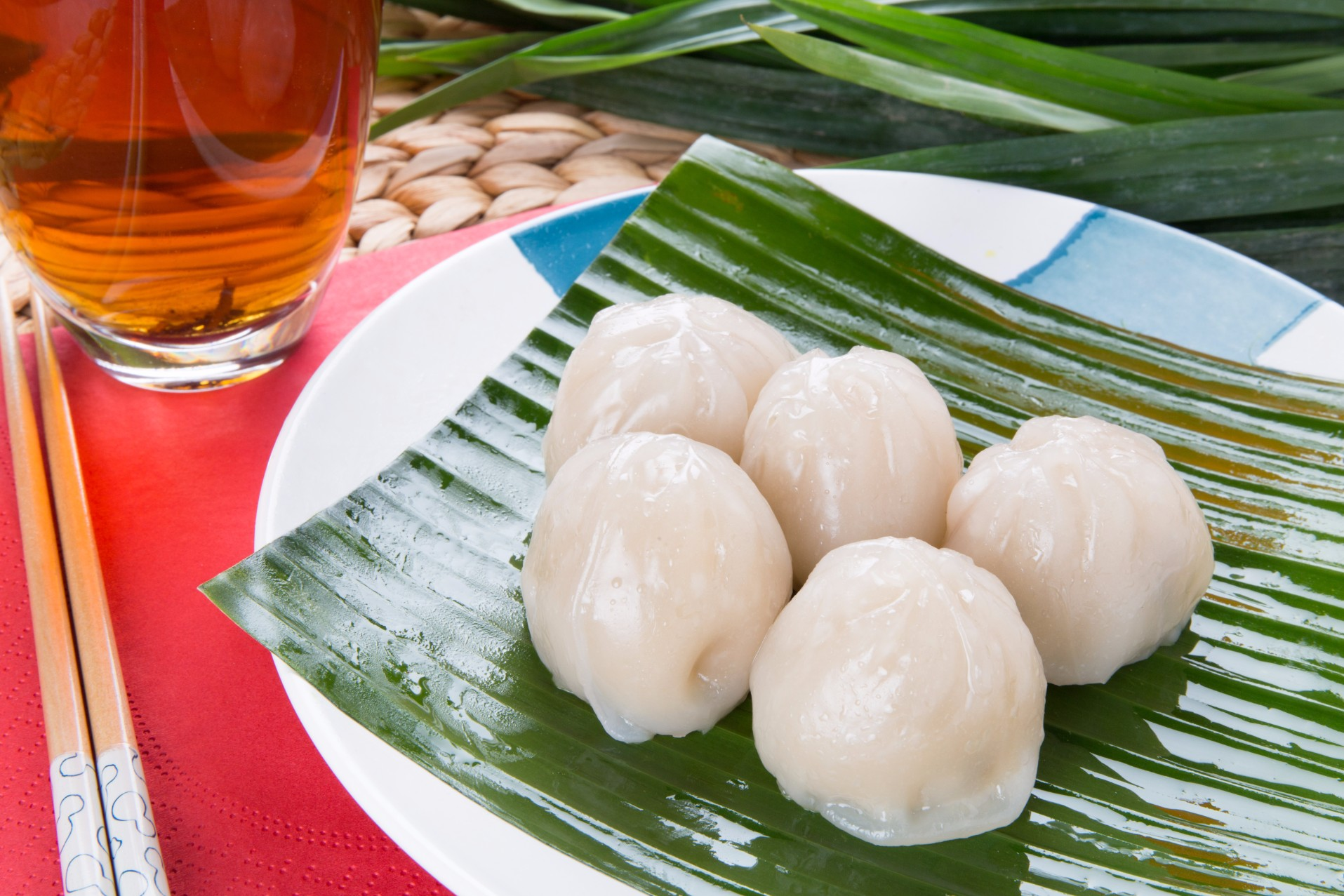 Crystal Dumpling(Turnip) 水晶包 (Sold in 10s')