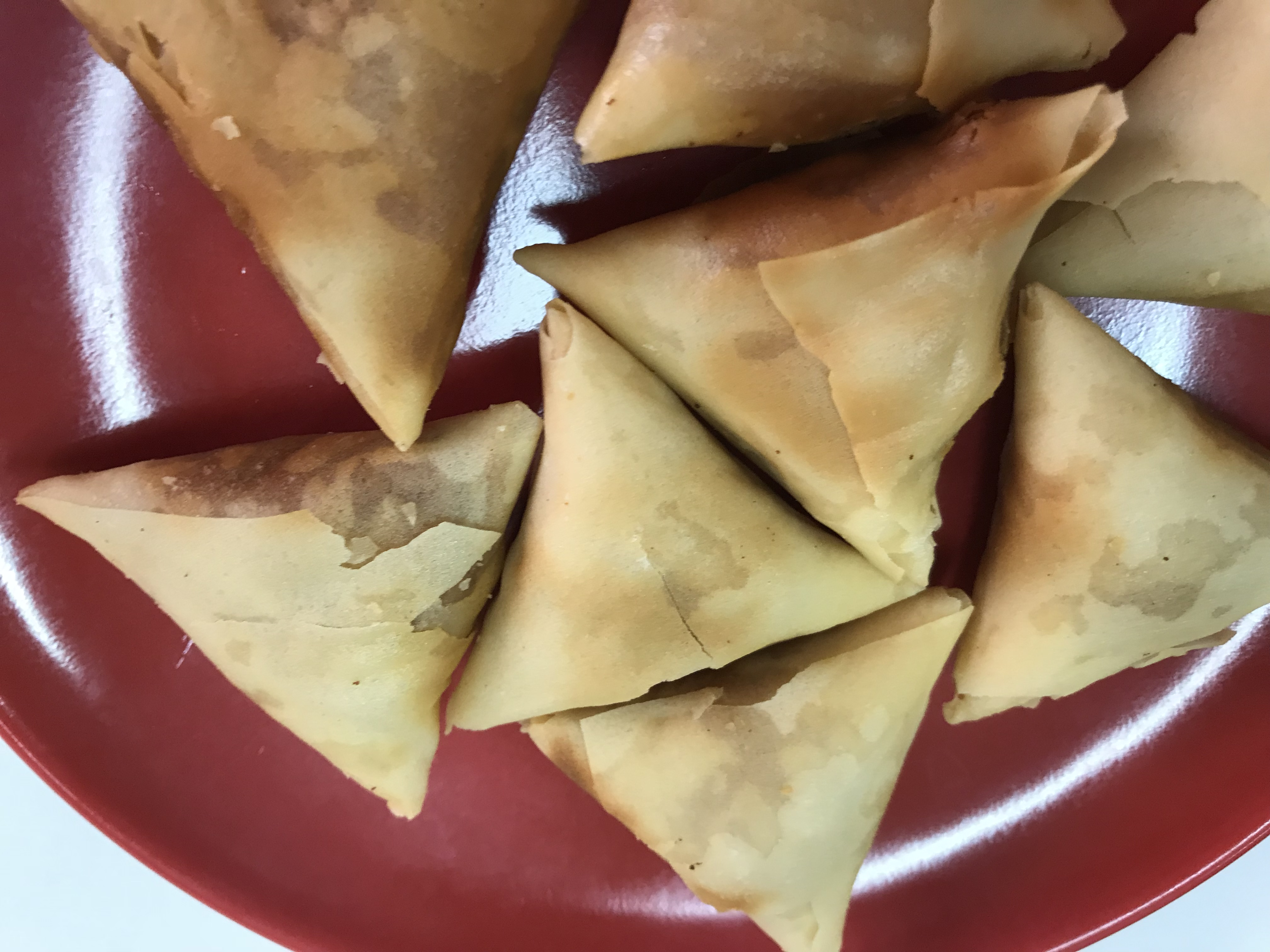 Samosa 咖哩角Small (Sold in 10s')