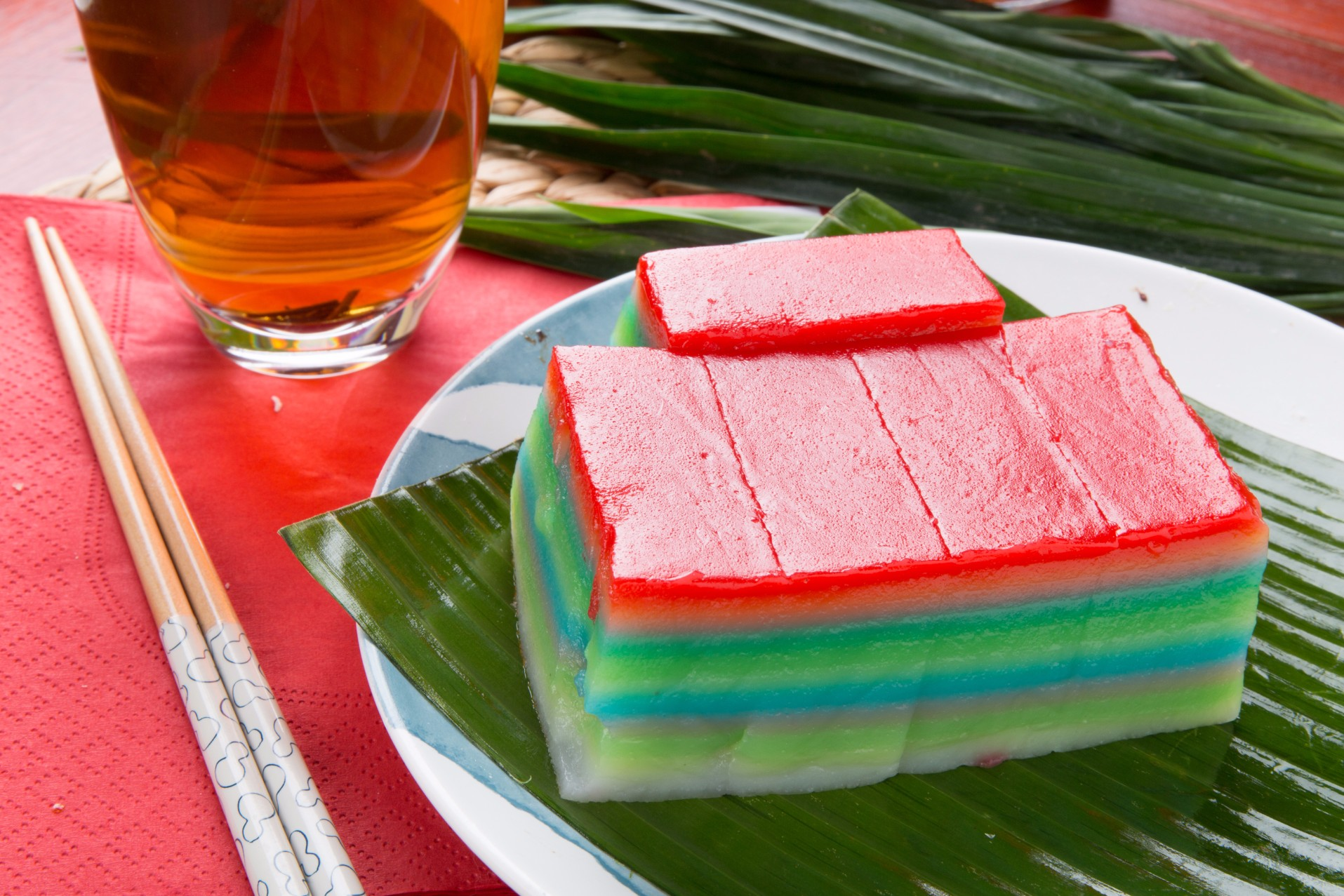 Kueh Lapis (Sold in 10s')