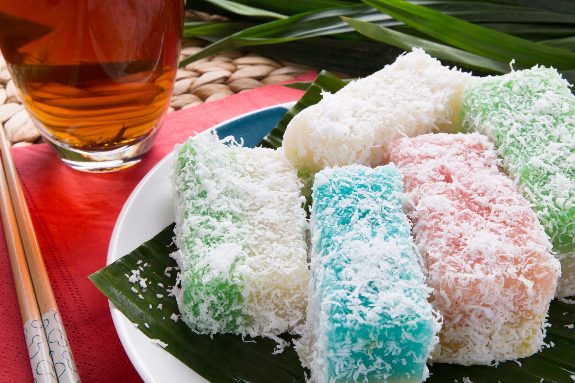 Nonya Coconut Tapioca (SU) (Sold in 5s')