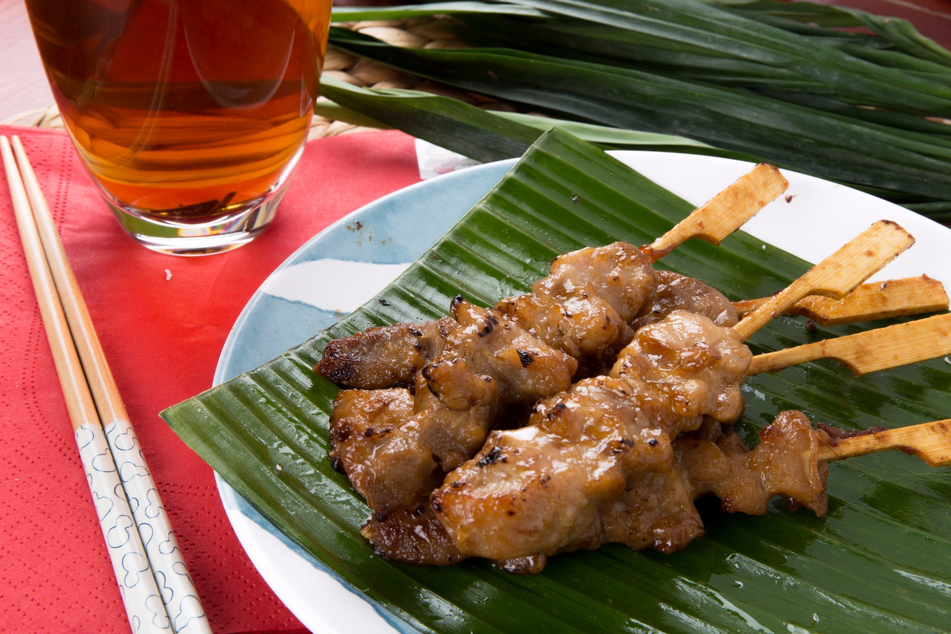 Yakitori Chicken (Sold in 20s')